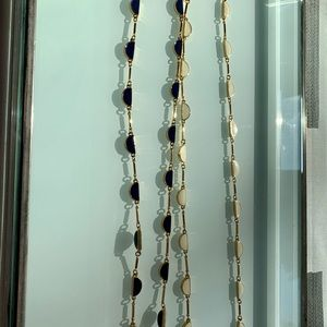 Kate Spade New York Enamel Scallop Necklaces